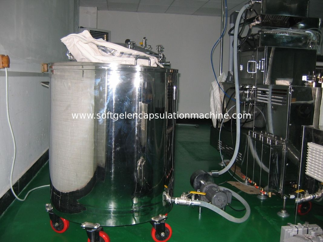 Discount Liquid Stainless Steel Storage Tanks With Water Bath Heating